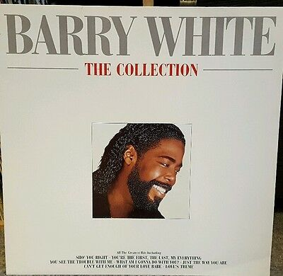 Soul LP Barry White The Collection