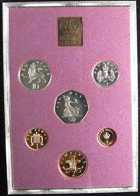 1980 U.K. Great Britain & Northern Ireland Proof Set