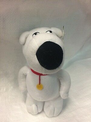 Brian From Family Guy Soft Toy
