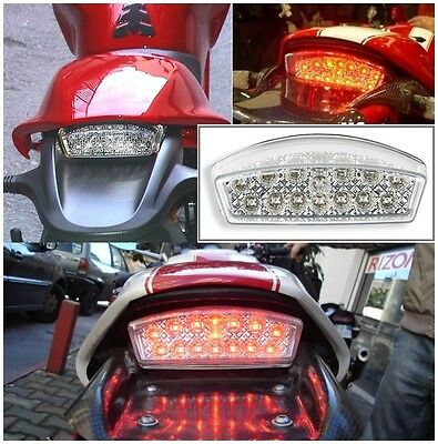 Faro Fanale Posteriore Led Ducati Monster 400 600 620 695 750 900 1000