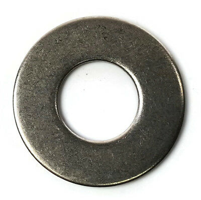 Stainless Steel Flat Washer 100/PCS 6MM
