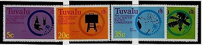 Tuvalu Sc 46-9 NH issue of 1977 - Health set