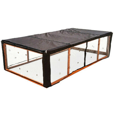 Charles Bentley Pet Rabbit Guinea Pig Waterproof Hutch Cover Pet/Run.02 Cage