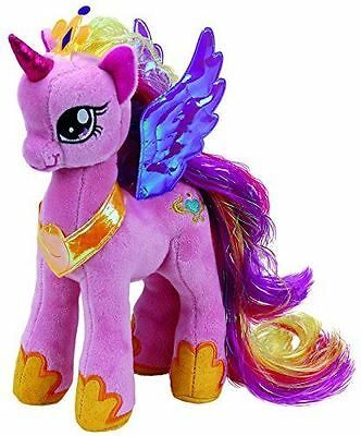 *NEW IN* Ty Beanie My Little Pony Princess Cadence Collectible Plush Soft Toy