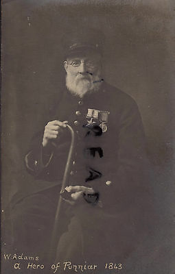 Chelsea Pensioner soldier William Adams 50th Foot Anglo Sikh War Punniar 1843-45