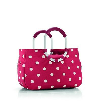 reisenthel loopshopper M ruby dots (OS3014) NEU