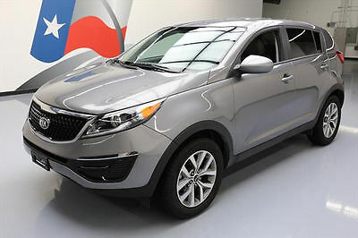 2016 Kia Sportage  2016 KIA SPORTAGE LX CRUISE CONTROL ALLOY WHEELS 18K MI #819536 Texas Direct