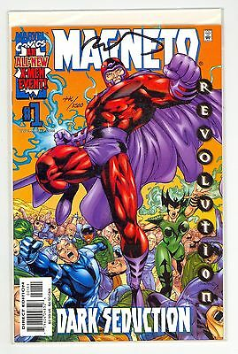 Magneto: Dark Seduction (2003) #1 Signed by Tim Townsend #446 First Print NM