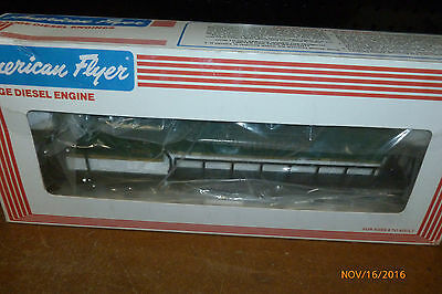 S scale American Flyer Southern GP-9 4-8458