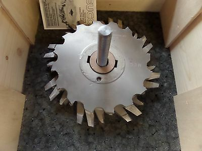 Leuco T/G Cutters (2 pairs) Bore 39.5mm details:-