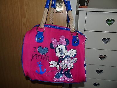 Disney Bag Minnie Mouse From Disney Store