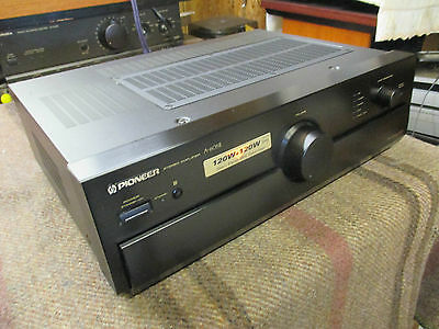 Pioneer A-605R Integrated Amplifier