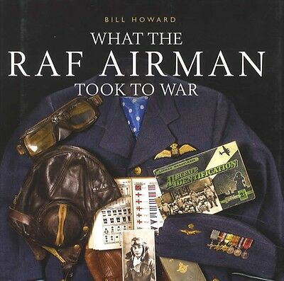 What the RAF Airman Took to War - WWII Caps Flight Jackets Equip & More