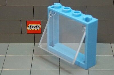 LEGO: Window Frame 1 x 4 x 3 (#60594) Choose Your Color