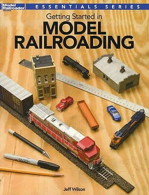 Model Railroading Design Getting Started - Layout Wiring Operating Trains & More