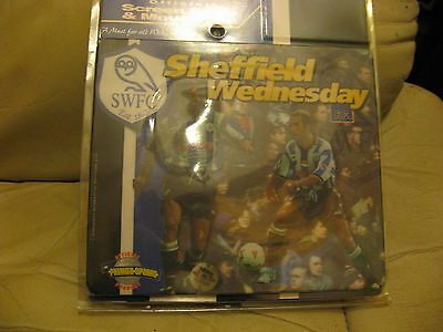 Official 1998 Sheffield Wednesday Mouse Mat Mousemat.