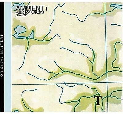 Brian Eno - Ambient 1: Music for Airports [New CD]