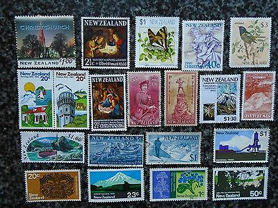 Collection/mixture Of New Zealand Stamps