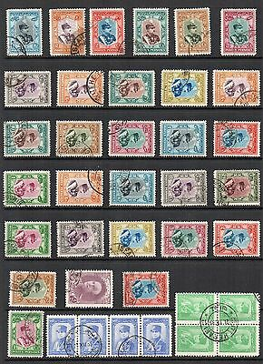 PERSIAN  Stamp Collection  Used REF:QD592