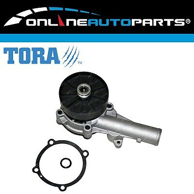 Water Pump Ford Falcon BA BF FG XR6 R6 XT G6E 11/2003-2014 inc Pulley 4.0L 6cyl