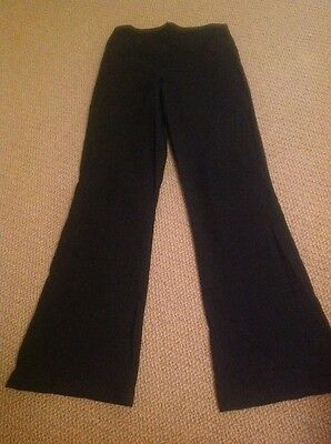 Next Young Girl Grey School Trousers Age 10 Years