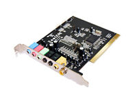 NEW! ST Labs M-170 PCI SOUNDCARD 7.1 CHANNEL