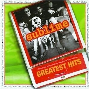 SUBLIME Greatest Hits CD Enhanced w/ Videos BRAND NEW