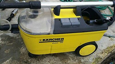 KARCER Puzzi 100 Carpet Cleaner Hand Tool  Carpet Wand commercial industrial