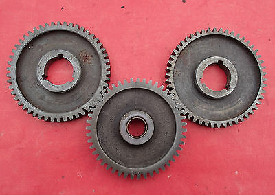 Genuine Triumph 6T T100 T110 TR6 T120 Pre Unit 3 keyway Cam Wheels Gears Cogs