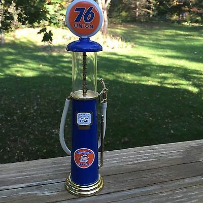 Union 76 Oil Company Vintage Gas Pump Model - Near Mint
