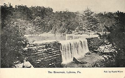 The Reservoir in Lykens PA OLD