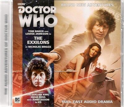 DOCTOR WHO - THE 4th DOCTOR - THE EXXILONS