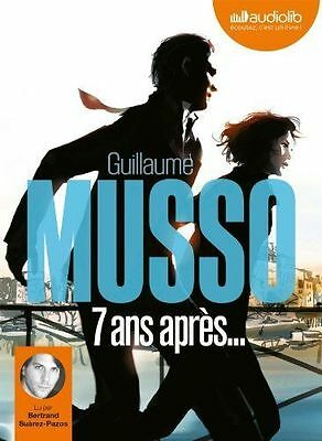 Po//42484/7 Ans Apres Guillaume Musso Livre Audio Cd Mp3 Neuf 7H48