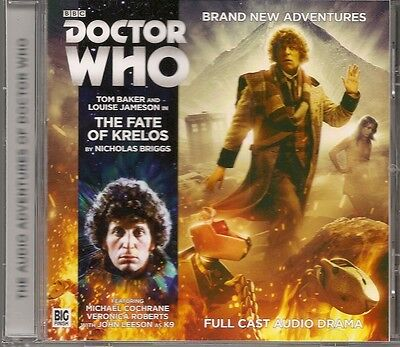 DOCTOR WHO - THE 4th DOCTOR - THE FATE OF KRELOS