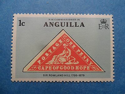 Anguilla. QE2. 1979 Death Centenary of Sir Rowland Hill. SG358. P14. MNH.