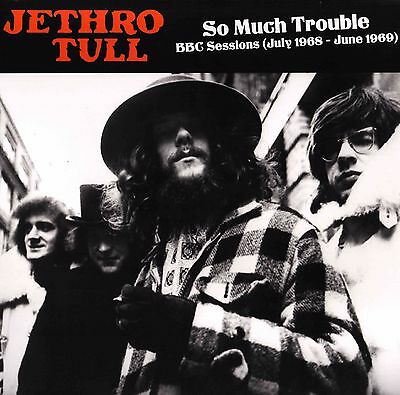 JETHRO TULL So Much Trouble BBC Radio Sessions 1968-1969 UK LP NOT Pink Island