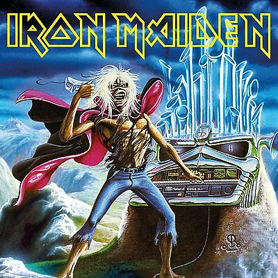 """IRON MAIDEN Run To The Hills (Live) 7"""" Vinyl Single 2014 LIMITED EDITION NEW"""