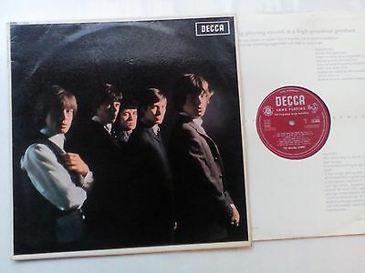 The Rolling Stones - Debut - UK 1964 2nd press Decca LP Ex SUPERB COPY