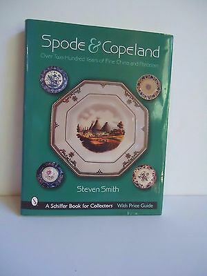 SPODE & COPELAND PRICE GUIDE by STEVEN SMITH