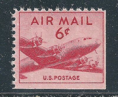 C39a***6c SKYMASTER***MNH US BOOKLET SINGLE****AIRMAIL****
