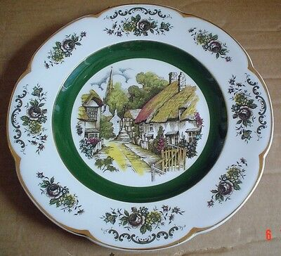 Wood And Sons Ascot Service Plate Decorative Wall Plate #2