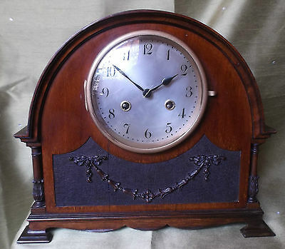 Junghans Wurttemberg Chiming Mantle Clock