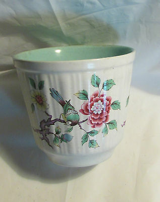 """Lovely Vintage-James Kent/old Foley-Chinese Rose Pattern- 4""""h X 4.5""""w At Top"""
