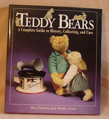 Book - Teddy Bears by Sue Pearson and Dottie Ayers