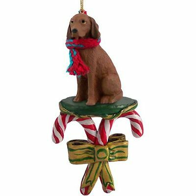 VIZSLA Candy Cane Christmas Tree ORNAMENT