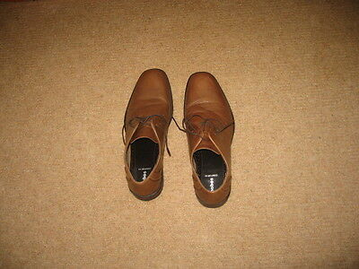 Hobos Comfort Brown Lace up Shoes - Size 9