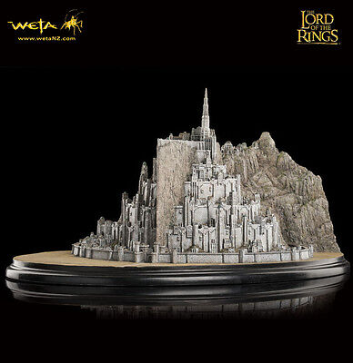 Weta LOTR  / Herr der Ringe Environment Diorama Minas Tirith Lord of the rings