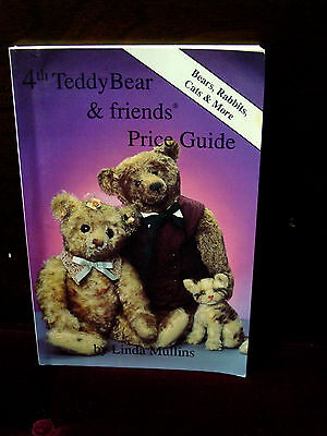 4th Teddy bear and Friends Price Guide by Linda Mullins