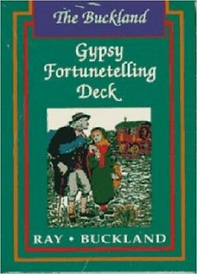 The Buckland Gypsy Fortunetelling Deck Raymond 1989 Rare Cards HTF Tarot Wicca