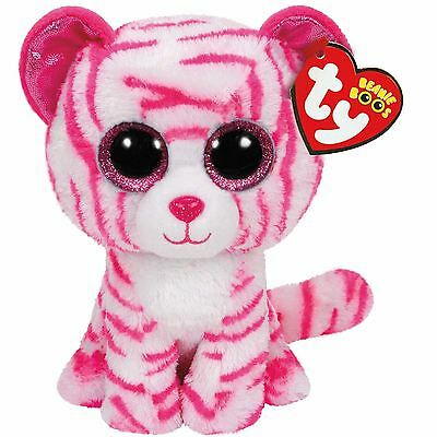 Ty Beanie Boo - Asia the Cat Collectible Cuddly Plush Soft Toy